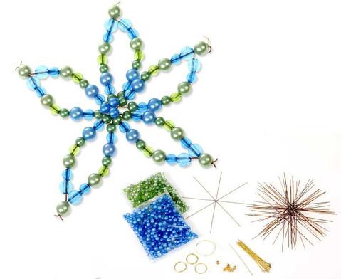 Blumen-Draht-Set gruen-blau-1