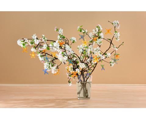 Blumen-Draht-Set gruen-blau-3