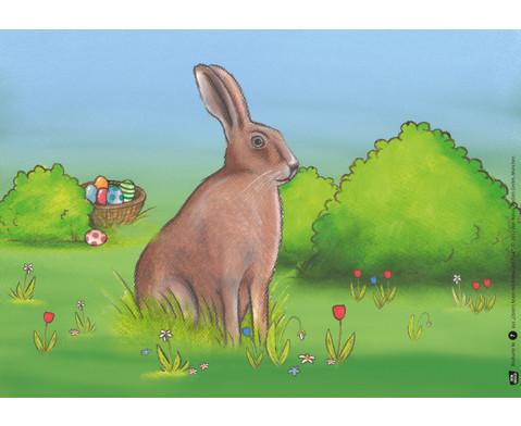 Bildkarten Ostern feiern mit Emma und Paul-3