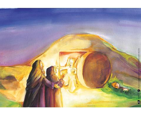 Bildkarten Jesus ist auferstanden-2