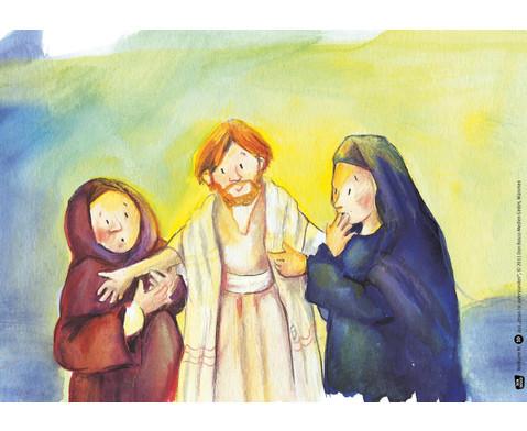 Bildkarten Jesus ist auferstanden-3
