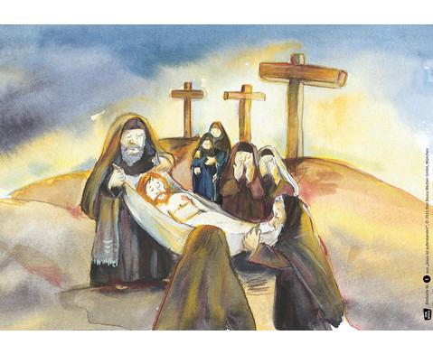 Bildkarten Jesus ist auferstanden-4