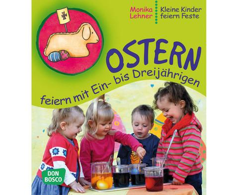 Buch Ostern feiern mit Ein- bis Dreijaehrigen-1
