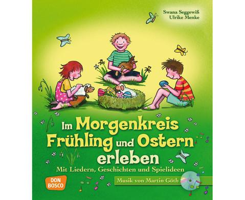Buch  CD Im Morgenkreis Fruehling und Ostern erleben-1