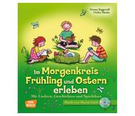 Buch + CD: Im Morgenkreis Frühling und Ostern erleben