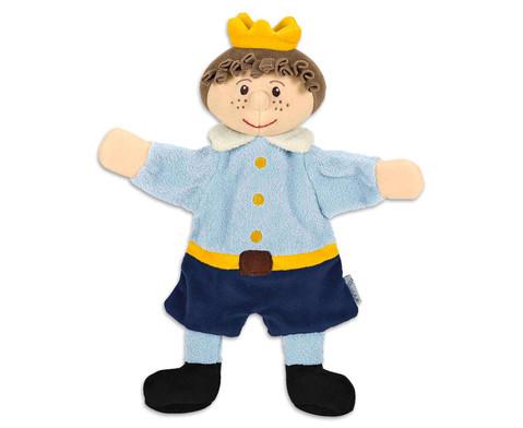 Handpuppe Prinz Sterntaler