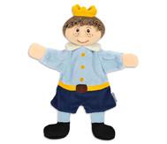 Handpuppe Prinz, Sterntaler