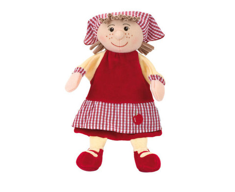 Handpuppe Gretel-2