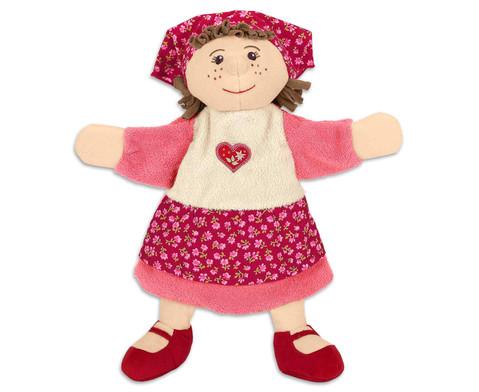 Handpuppe Gretel Sterntaler