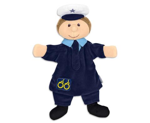 Handpuppe Polizist-1