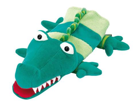 Handpuppe Krokodil-1