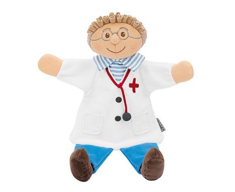 Handpuppe Arzt-2