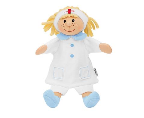 Handpuppe Krankenschwester-1