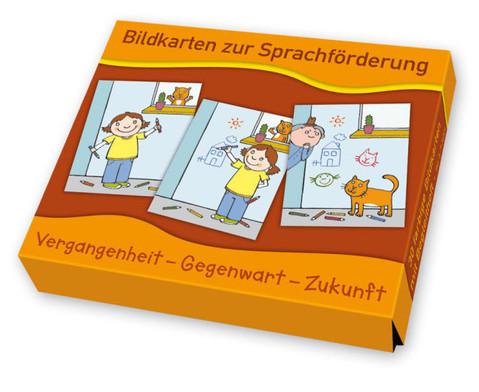 Bildkarten zur Sprachfoerderung Vergangenheit - Gegenwart - Zukunft-2