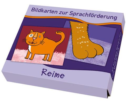 Bildkarten zur Sprachfoerderung Reime-2