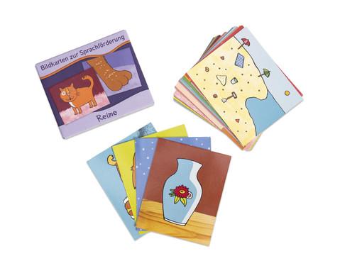 Bildkarten zur Sprachfoerderung Reime-1