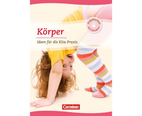 Buch Koerper - Ideen fuer die Kita-Praxis-2