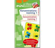 miniLÜK-Heft: Konzentrationstraining 1