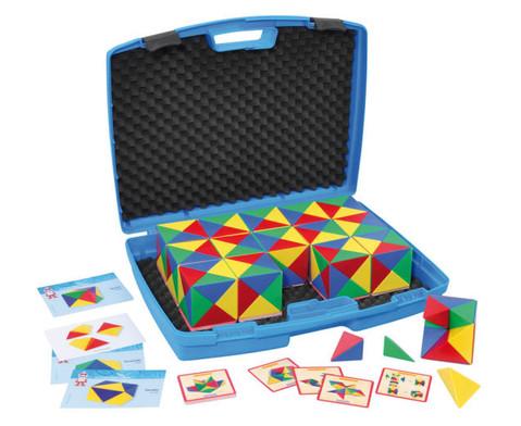 Geometrie-Bausatz im Koffer-3