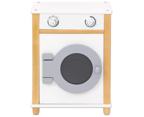 Waschmaschine fuer Kindergarten-Modulkueche