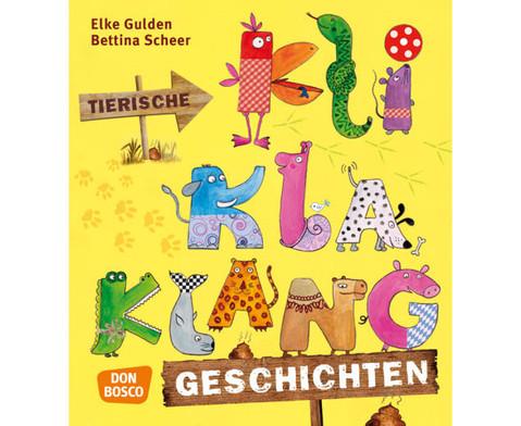 Buch Tierische KliKlaKlanggeschichten-2