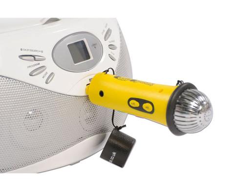 CD-Player inkl 6 Kopfhoerern-3