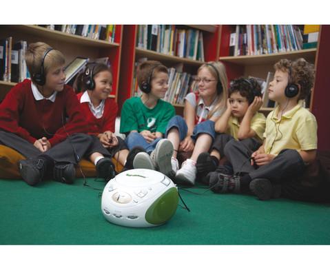 CD-Player mit 6-fach Kopfhoereranschluss-1