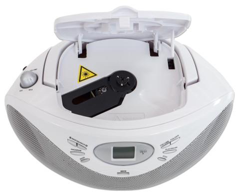 CD-Player mit 6-fach Kopfhoereranschluss-6