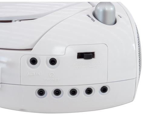 CD-Player mit 6-fach Kopfhoereranschluss-9
