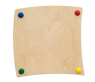 Blanko-Quadrat