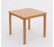 Quadrattisch Quadro, 58 cm hoch, zur Selbstmontage
