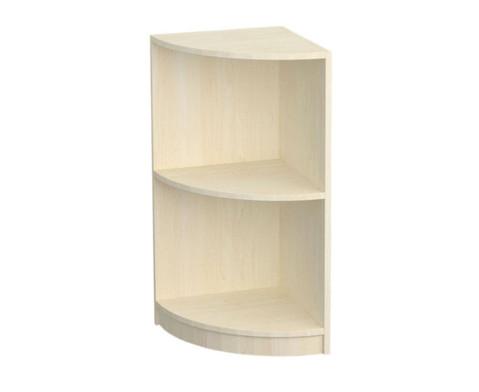 maddox eck regal rund klein. Black Bedroom Furniture Sets. Home Design Ideas