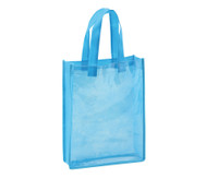 Tasche A4 Hochformat, blau