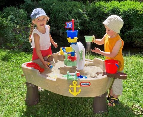 Spieltisch Piratenschiff-2