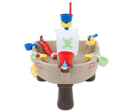Spieltisch Piratenschiff-6