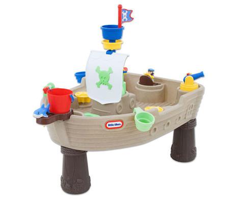 Spieltisch Piratenschiff-7