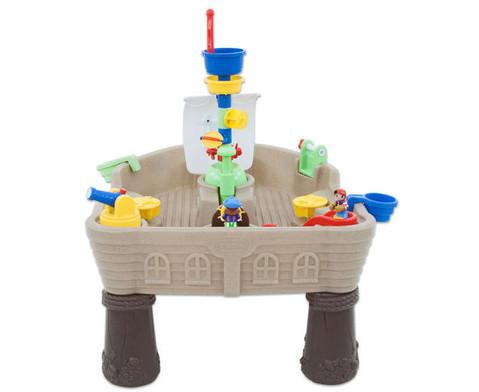 Spieltisch Piratenschiff-8