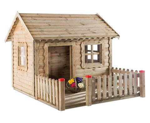 Spielhaus Lucas mit Veranda-1