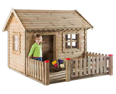 Spielhaus Lucas mit Veranda-4