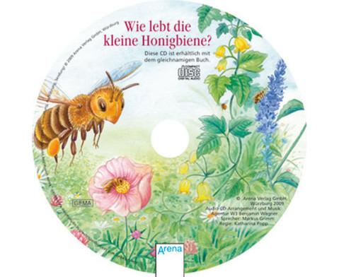 BuchCD Wie lebt die Honigbiene-2
