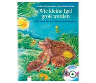 Buch+CD: Wie die kleinen Igel groß werden