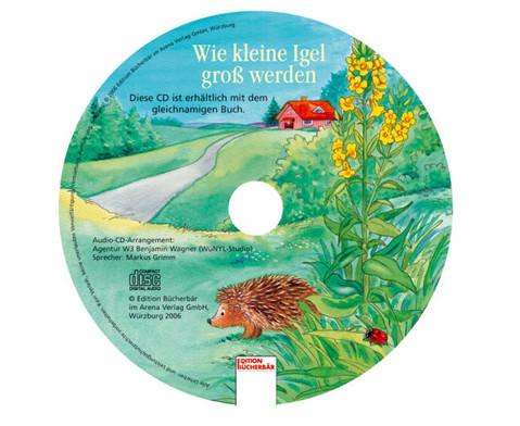 BuchCD Wie die kleinen Igel gross werden-2