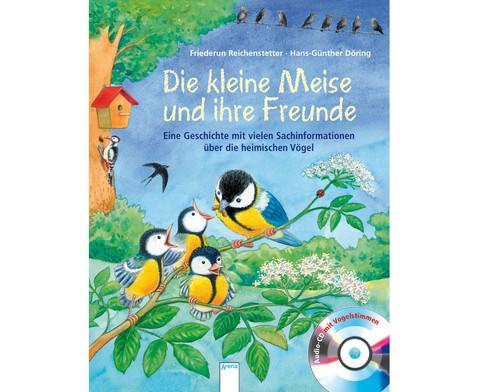 BuchCD Die kleine Meise und ihre Freunde-1