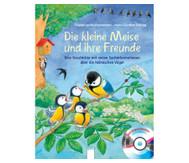 Buch+CD: Die kleine Meise und ihre Freunde