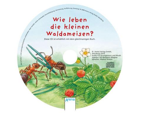 BuchCD Wie leben die kleinen Waldameisen-2