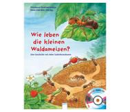Buch+CD: Wie leben die kleinen Waldameisen?