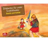 Bildkarten: David und Goliat
