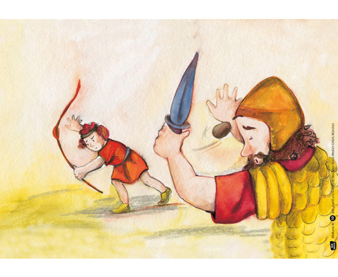 David und Goliat-4