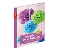 Buch: Dekorative PaperPompons