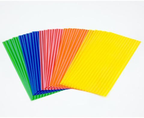 Laternenzuschnitte gestreift 25 Blatt-1